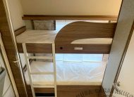 KNAUS SPORT 500QDK SILVER SELECTION con kit ducha + agua caliente + deposito de agua de 45 litros
