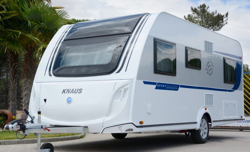 KNAUS SPORT 500UF SILVER SELECTION