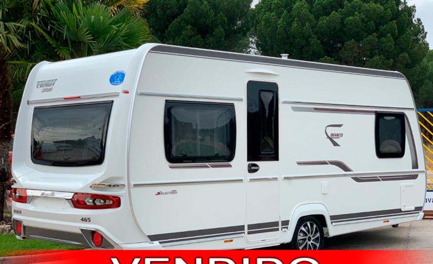 FENDT 465 SFB Bianco Selection