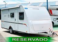 WEINSBERG CARA CITO 500QDK 100% eléctrica + Kit Ducha + Agua Caliente y Deposito 45litros