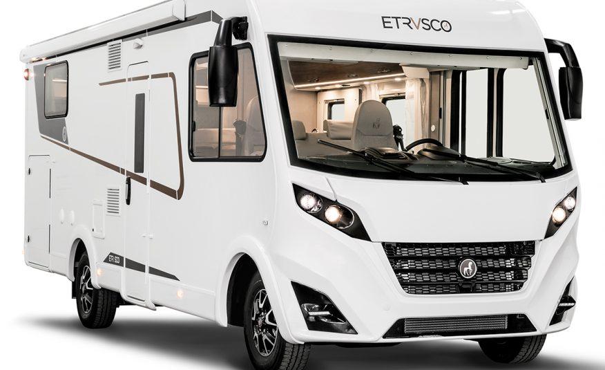 ETRUSCO I 7400 QBC /160cv